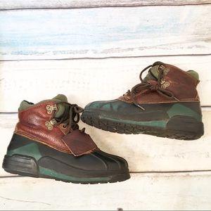 Eddie Bauer Duck Bean Pac Outdoor Thinsulate Boots